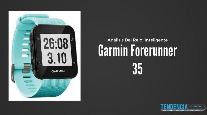 garmin forerunner 35