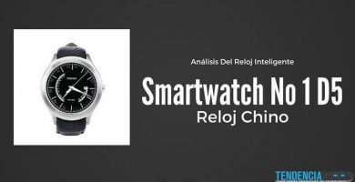 smartwatch no 1 d5